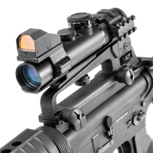 best carry handle scope for ar-15