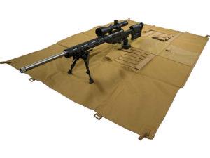 best drag bag shooting mat