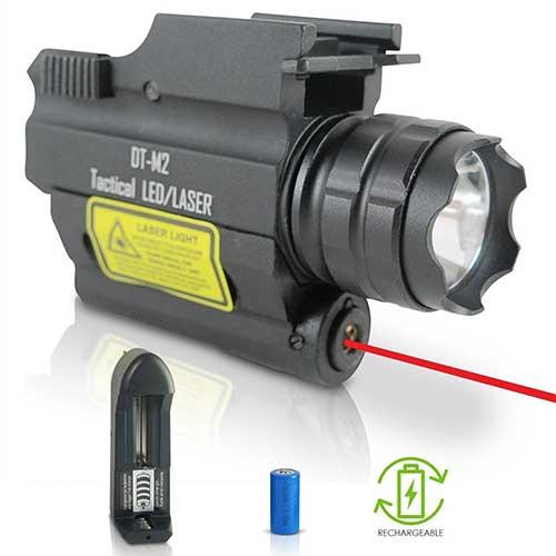 best gun laser light combos