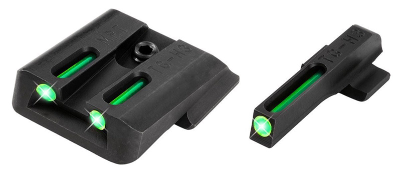 the best night sights for m&p shield