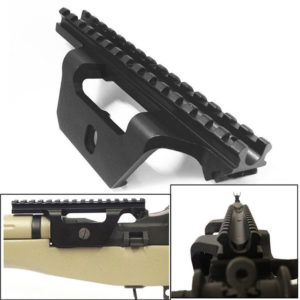 the best springfield m1a scope mount