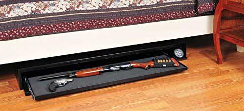 best under the bed gun safe