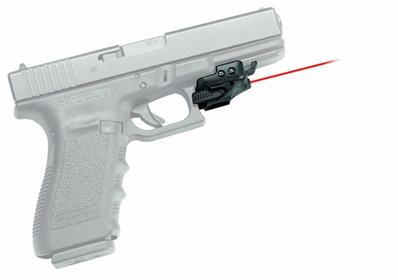 crimson trace universal rail mount laser sight