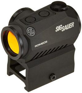 sig romeo 5 red dot sight review