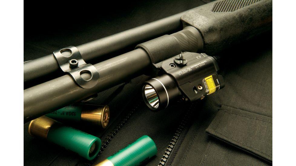 shotgun laser sight with light